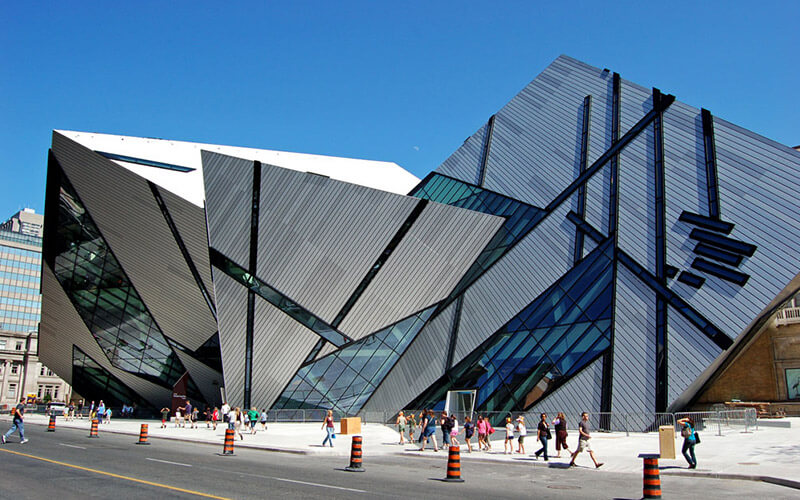 Canadá - Royal Ontario Museum