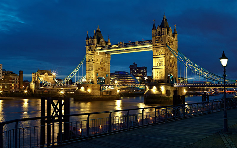 Inglaterra - London Tower Bridge