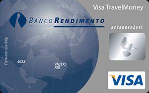 Cartão Visa TravelMoney