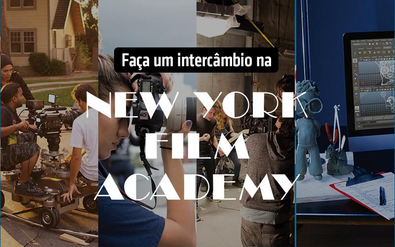 Faça Um Intercâmbio Na New York Film Academy