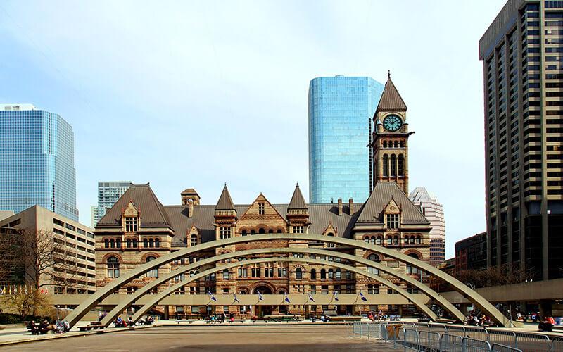 Canadá - Old City Hall