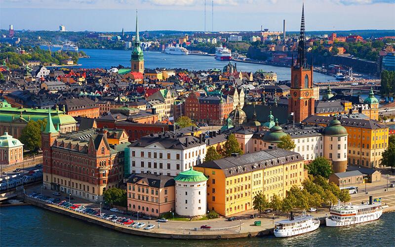 Suecia Foto 1