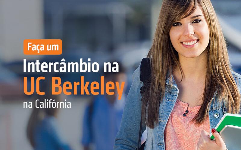 Faça Um Intercâmbio Na UC Bekerley, Na Califórnia - Intervip Intercâmbios