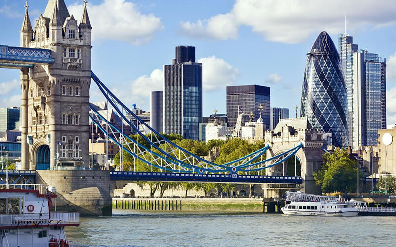 Inglaterra - London Bridge Hotel