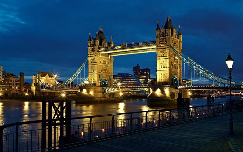 Inglaterra - London Tower Bridge