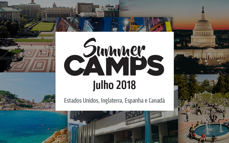 Summer Camps 2018